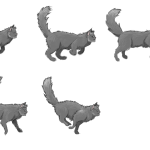 2D sprite animation for a games jam game