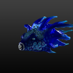 Water elemental for a games jam game